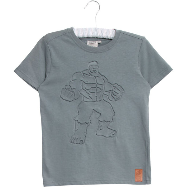 T-Shirt Hulk Embossed