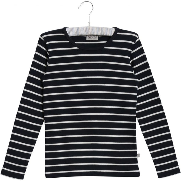 T-Shirt Striped LS