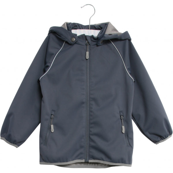 Baby boy Softshell Jacket Carlo