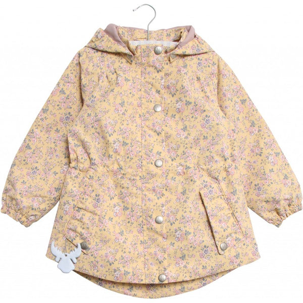 39fb5ded kids Jackets Cornelia Yellow kids Jackets Cornelia Yellow