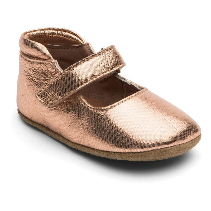 Hilly home shoe, rose gold