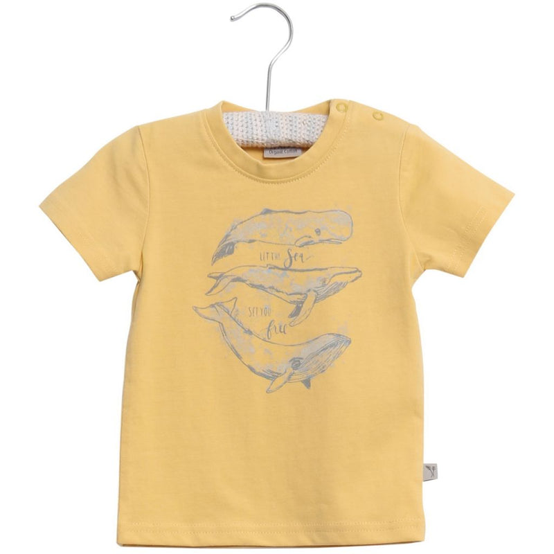 T-Shirt Whale Overview SS
