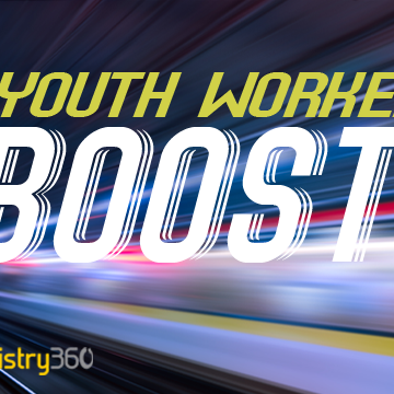 youth worker boost: i didn't know that
