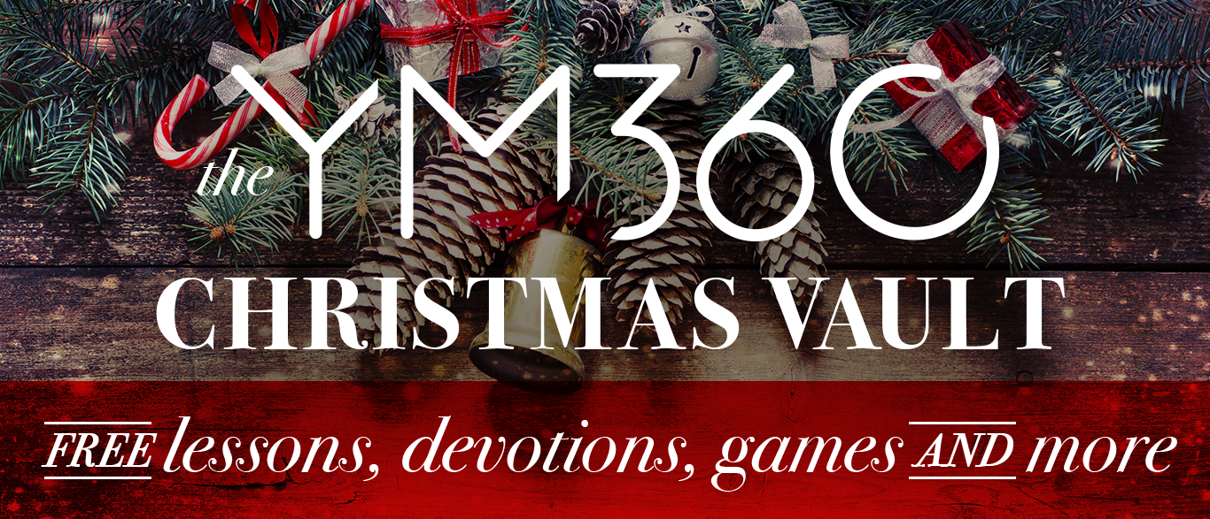The YouthMinistry360 Christmas Vault