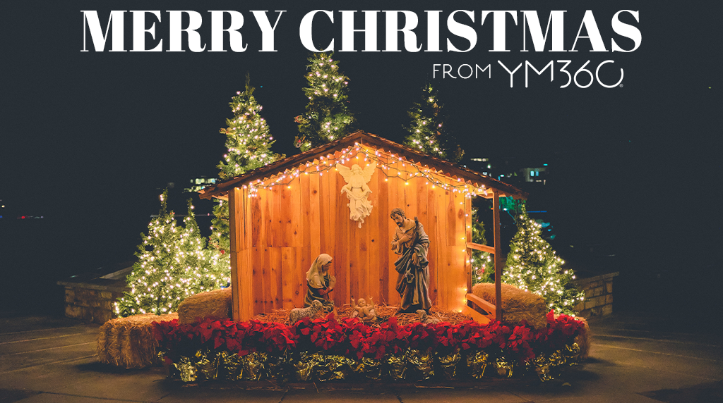 Merry Christmas from YM360 (2019)