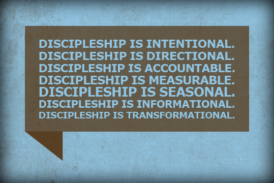 """Discipleship Is . . ."" An Excerpt From ""DISCIPLE"" by Dr. Allen Jackson"