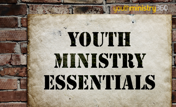 Youth Ministry Essentials: New Youth Workers Biggest Mistake