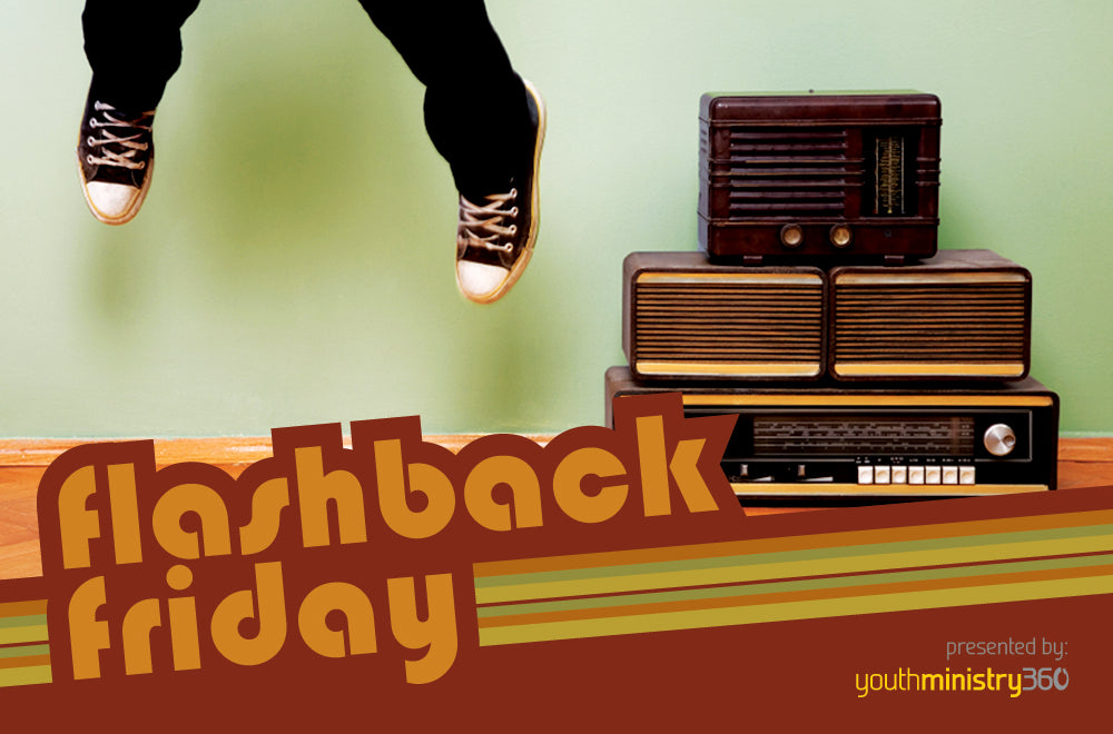flashback friday (march 16): this week's links from the youth ministry blogosphere