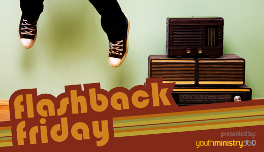 flashback friday (april 13): this week's links from the youth ministry blogosphere