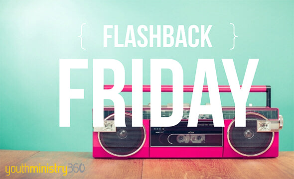 flashback friday (jan. 9): this week's links from the youth ministry blogosphere