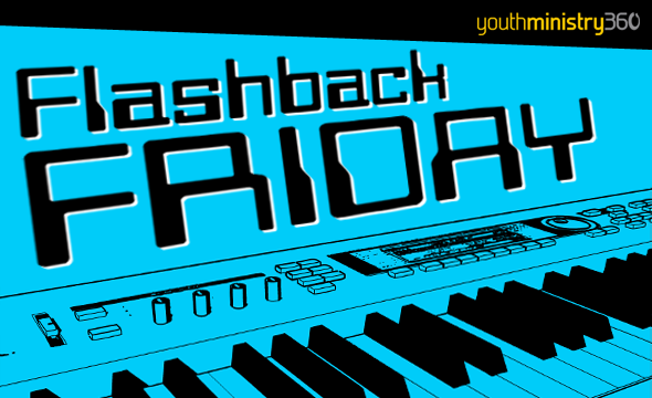 flashback friday (aug 29): this week's links from the youth ministry blogosphere