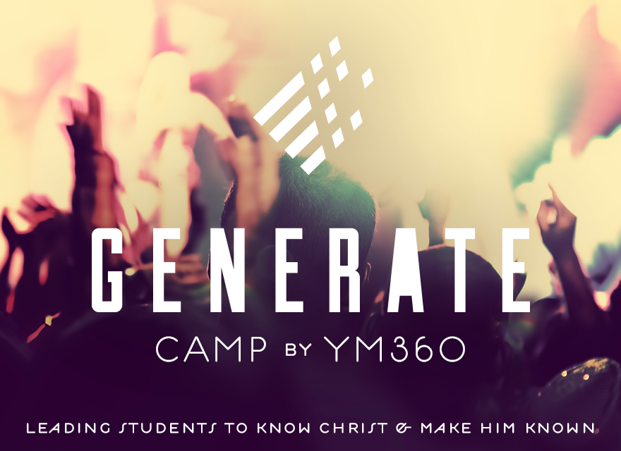 Introducing GENERATE: A Summer Camp Experience by ym360