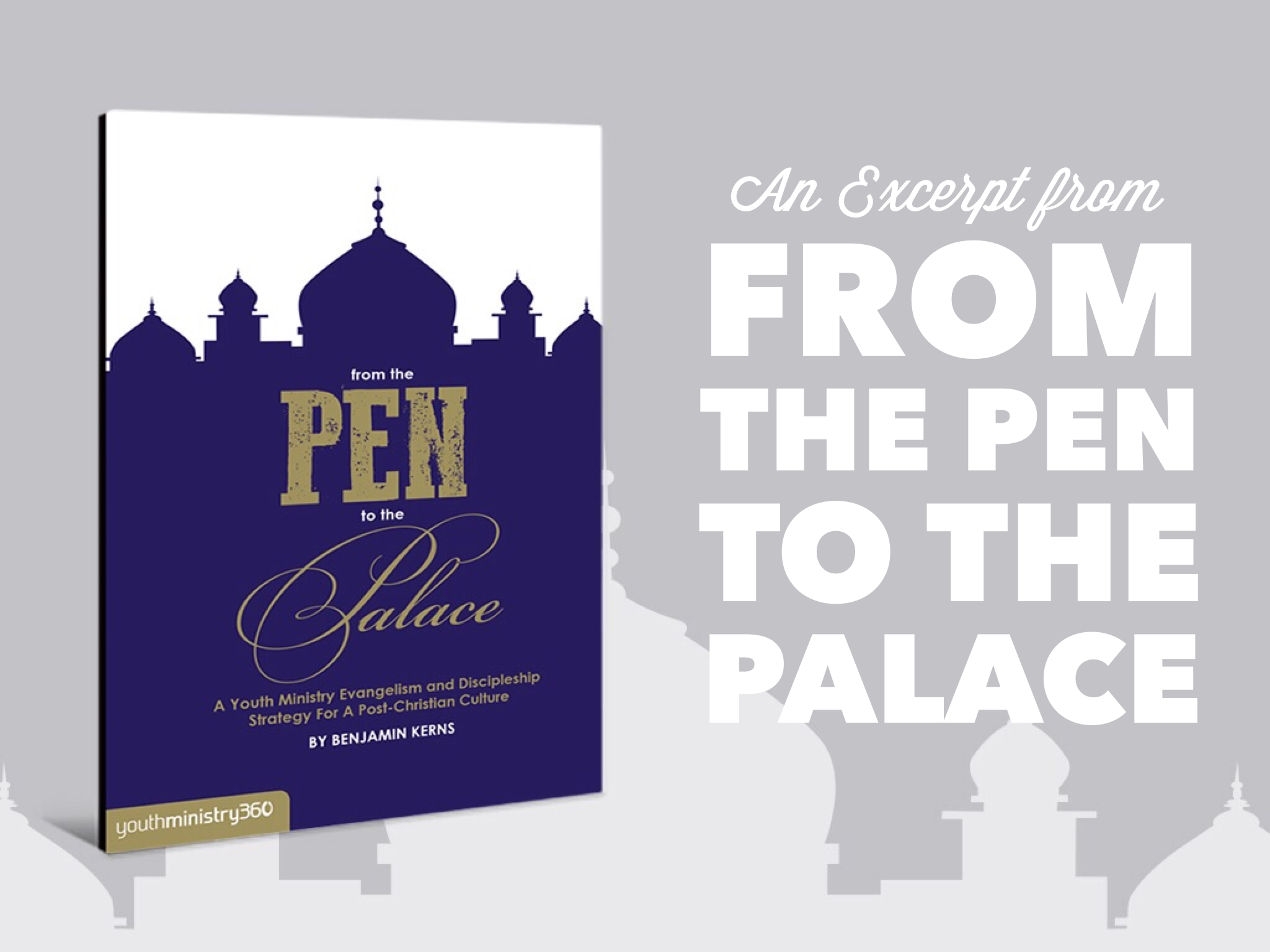 "An Excerpt From Our New Book, ""From The Pen To The Palace"" by Ben Kerns"