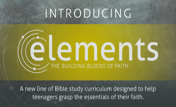 "Launching The Final Volumes Of The ""elements"" Bible Study"