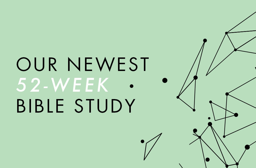 Our Newest 52-week Bible study