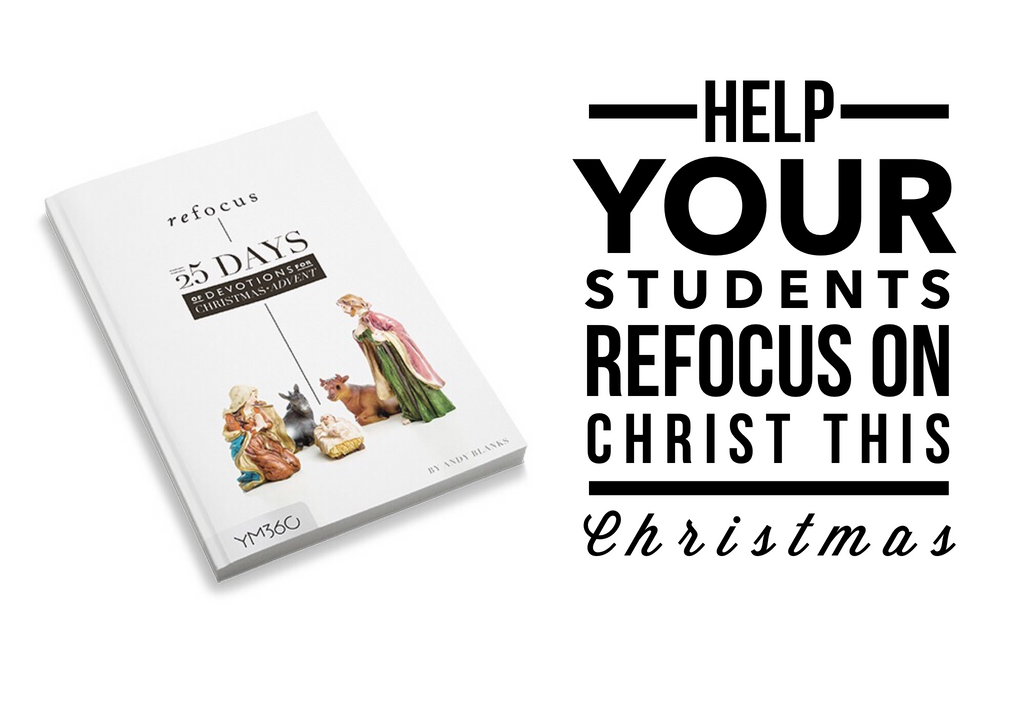 Introducing a NEW Christmas/Advent Devotion From YM360