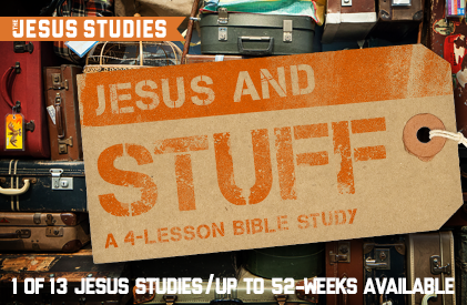 "don't miss ""jesus and stuff,"" our newest ""jesus studies"" curriculum"