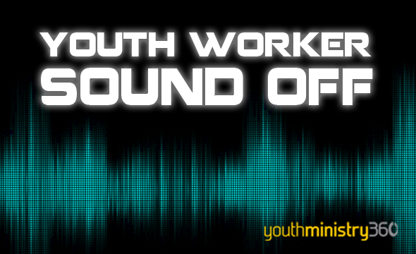 youth worker sound off: increasing students' ownership of your ministry