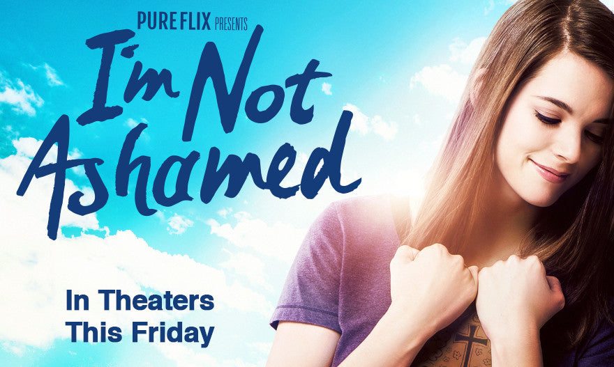 I'm Not Ashamed opens Friday