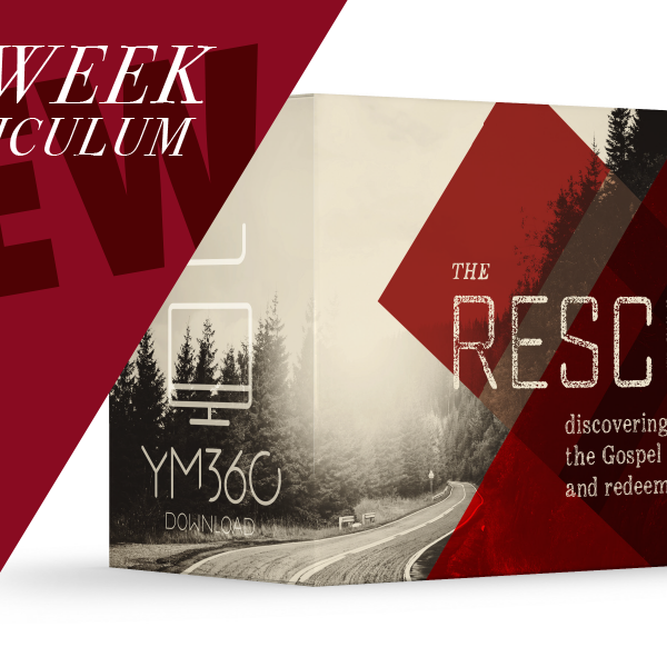 "Introducing ""The Rescue,"" An Awesome 52-Week Curriculum from YM360"