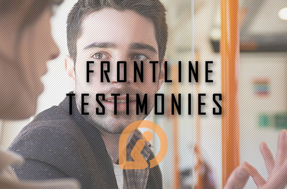 Frontline Testimonies on The Pray For Me Campaign