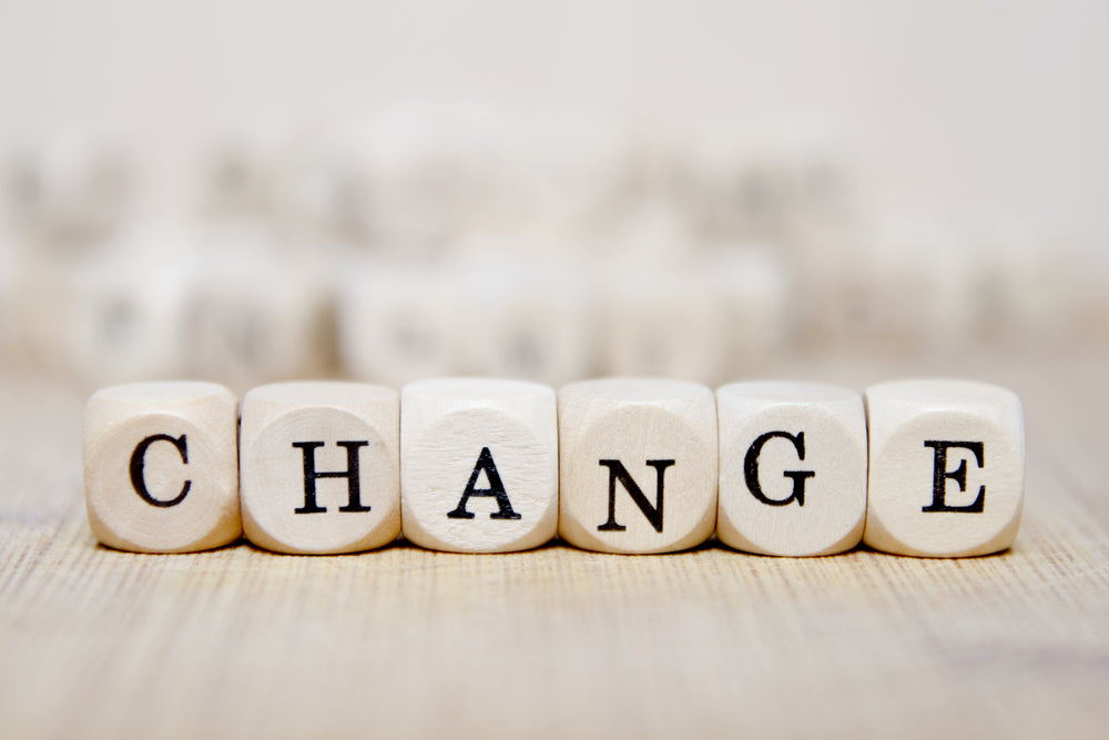 Change Is Good. But Informed Change Is Better.