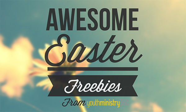 FREE Easter Lessons And Devotions From youthministry360