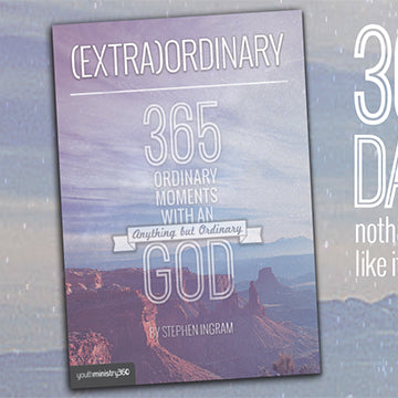 Introducing the 365 Day Devotional Your Teenagers Will Actually Read