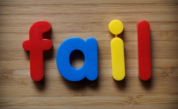 Why Failure Is OK In Discipleship