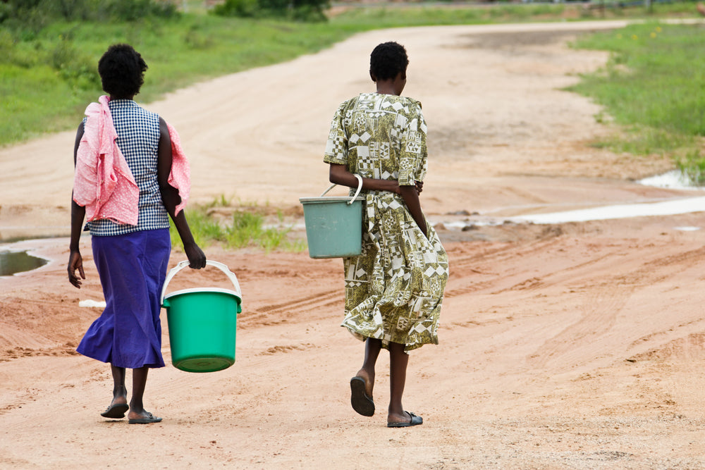 Taking Clean Water for Granted