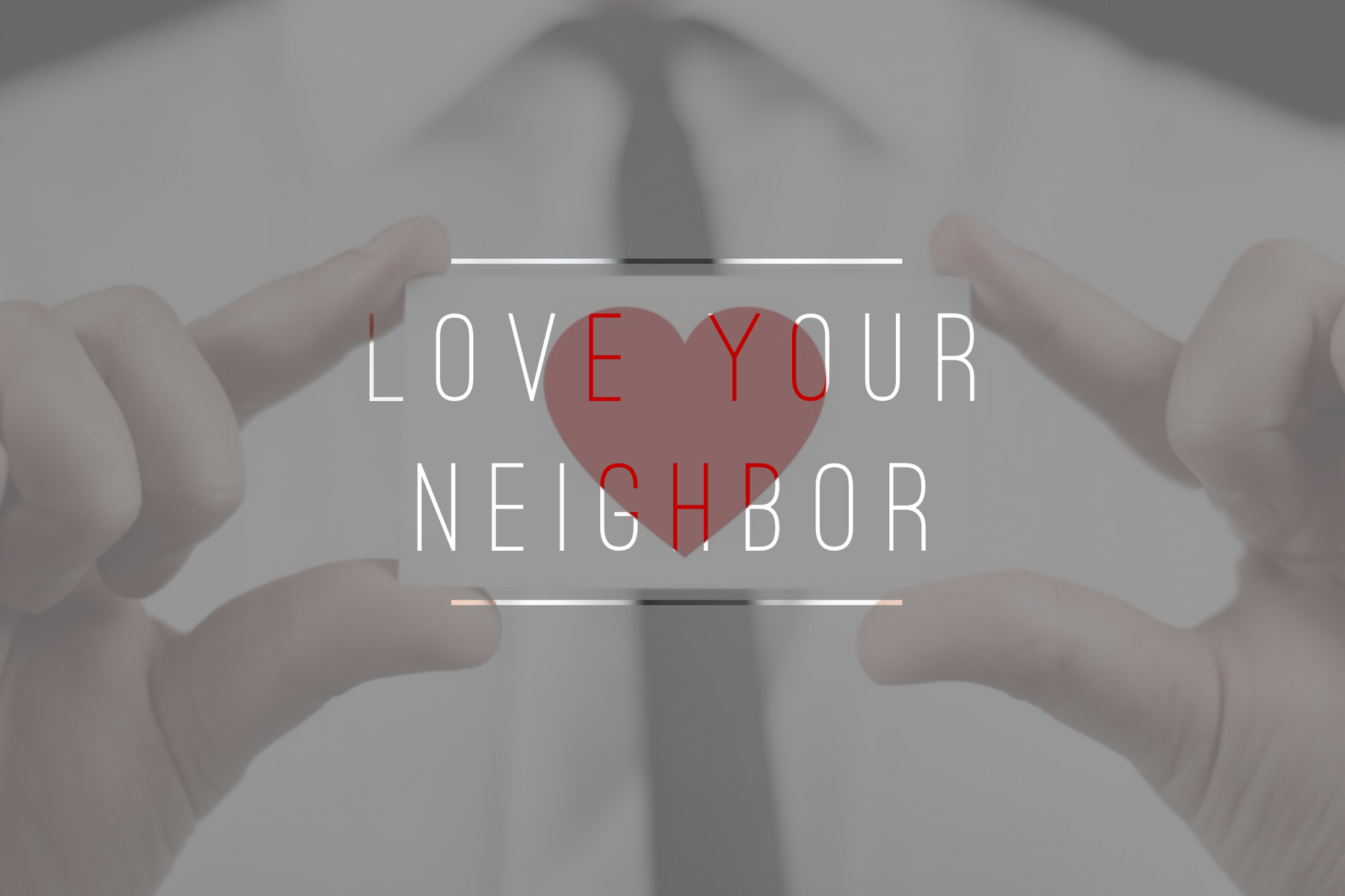 "The ""Neighbors"" In Your Youth Ministry"