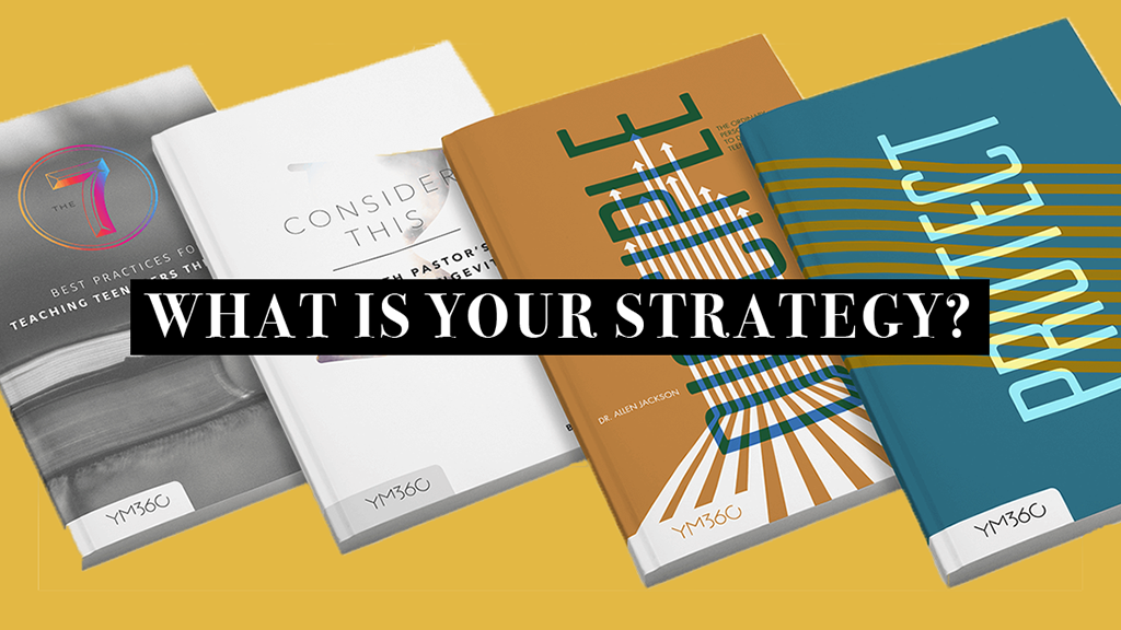 Youth Ministry Strategy Bundle from YM360