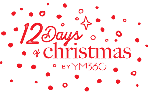The 12 Days of Christmas by YM360