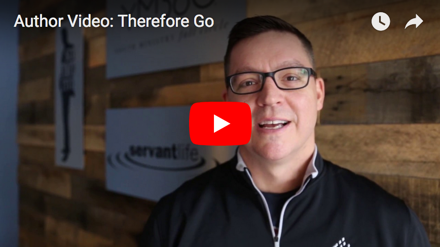 therefore-go-author-video