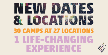 New Dates & Locations for GENERATE Camp by YM360