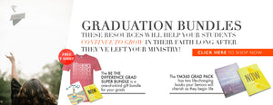 Graduation Gifts for Youth Ministry