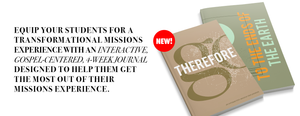 Student Mission Trip Journals for Youth Ministry