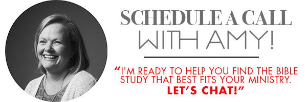 Schedule a Call with Amy!