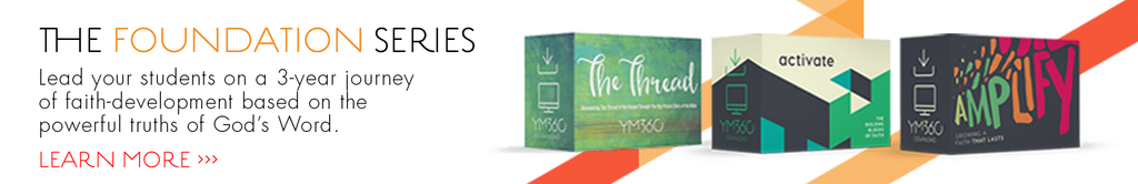 Youth Ministry Bible Study by YM360