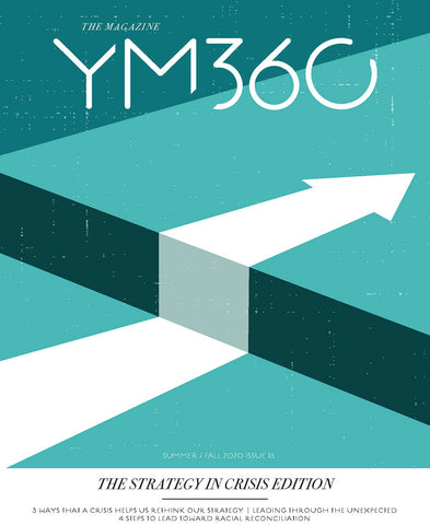 Download the newest edition of YM360 The Magazine