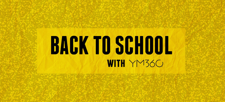 Youth Ministry 360 Back-to-School