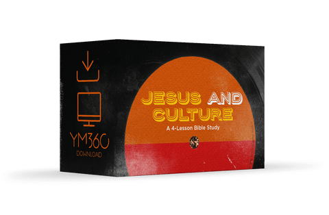 Jesus and Culture: A 4-lesson Bible Study