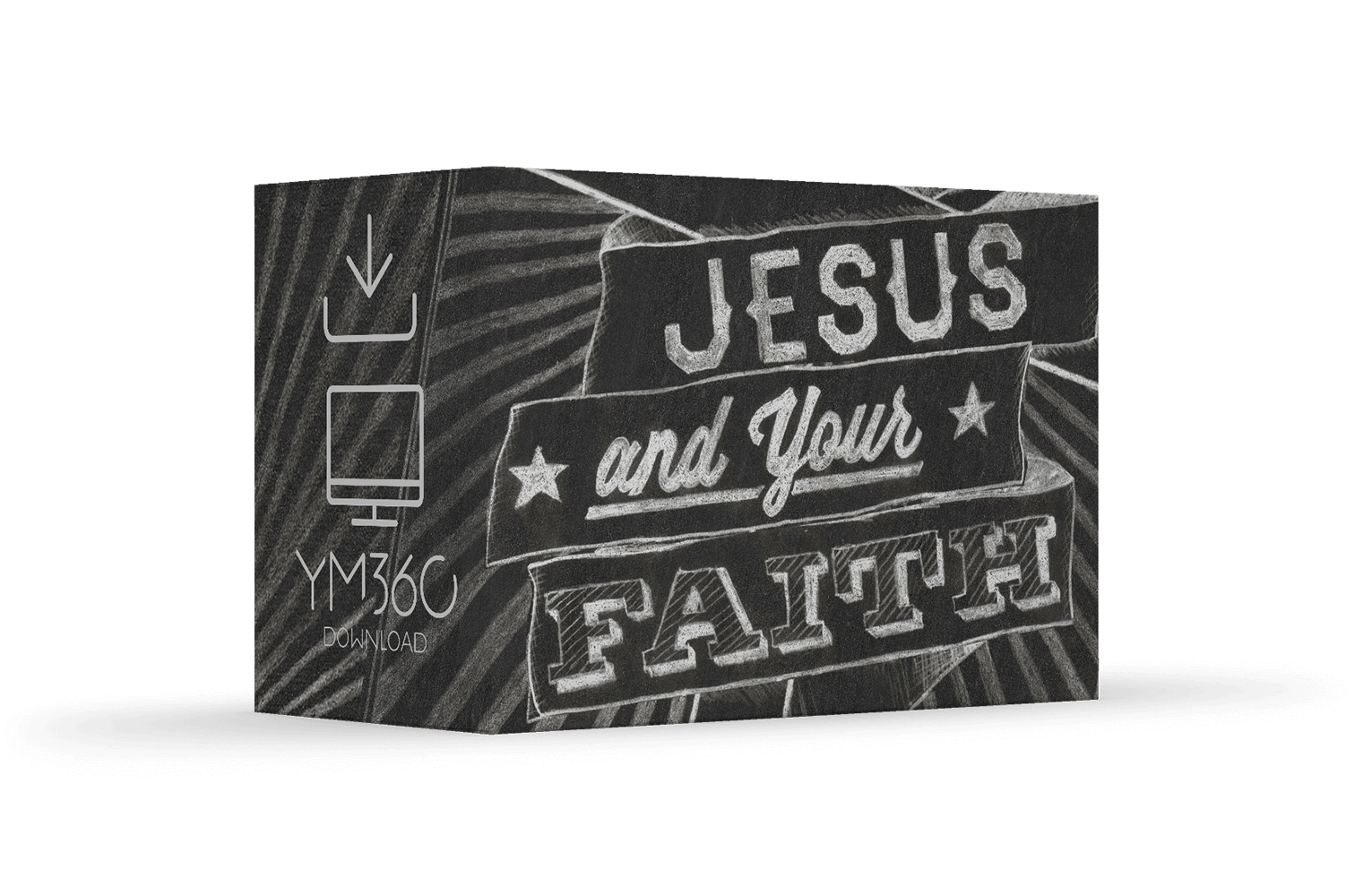 Jesus and Your Faith: A 4-lesson Bible Study