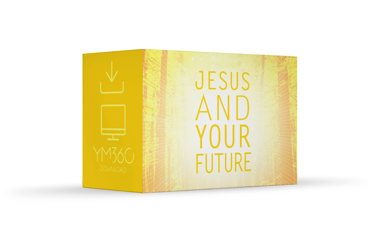 Jesus and Your Future: A 4-lesson Bible Study