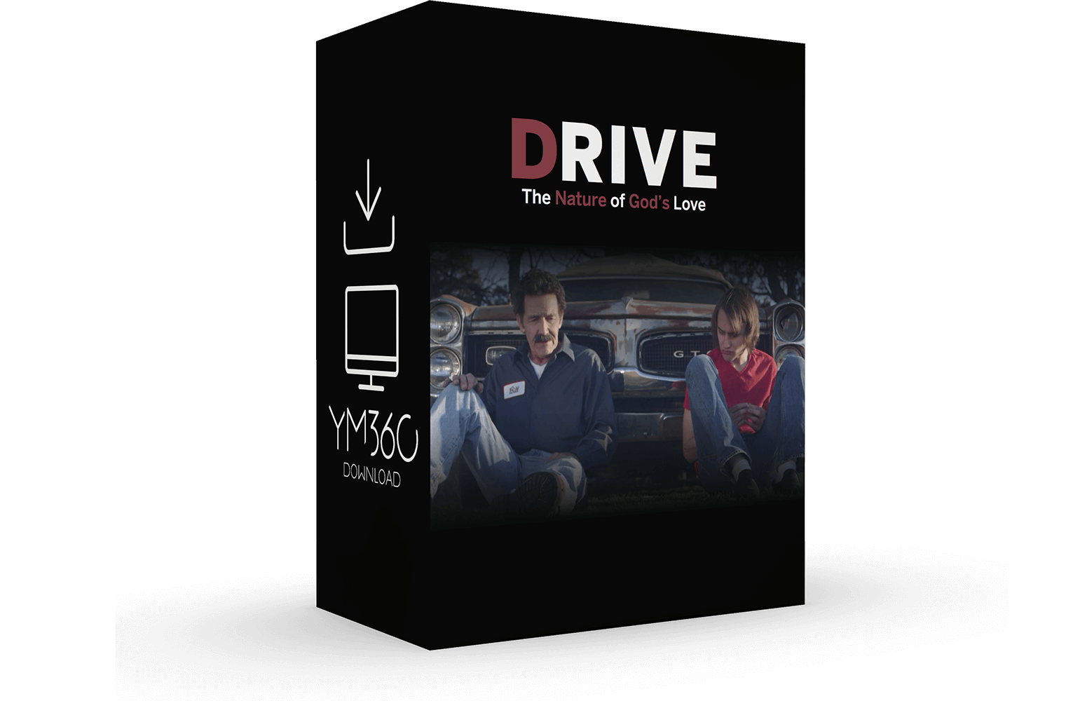 Drive: A 4-lesson Video Driven Bible Study