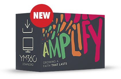 A year-long youth ministry Bible study from YM360 that helps students grow a dynamic faith that lasts.
