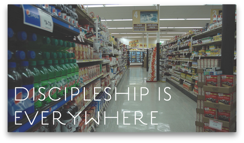 Discipleship Is Everywhere Video