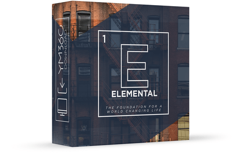 Elemental: The Foundation for a World-Changing Life