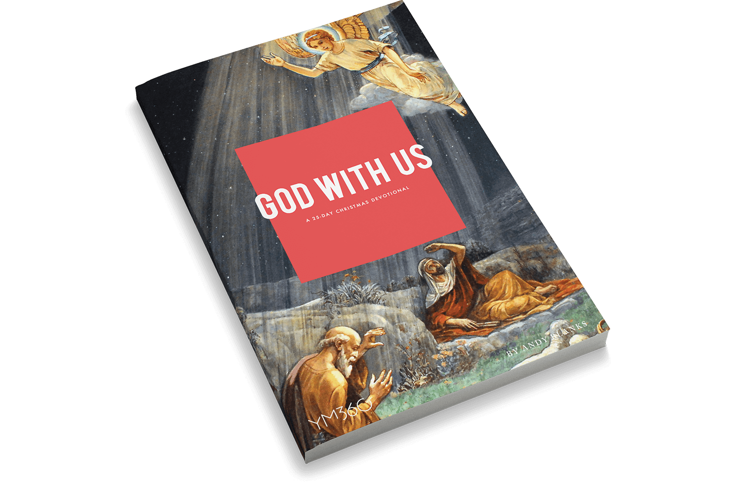 God With Us: A 25-Day Christmas & Advent Devotional