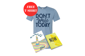 Don't Waste Today Graduation Super Bundle